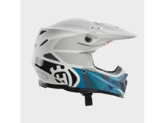 Moto 9 Flex Railed Husqvarna Helm