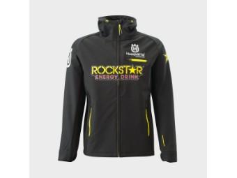 Rockstar Husqvarna Replica Hardshell Jacke