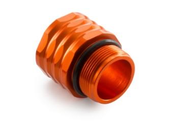 Fußbremszylinder-Vergrößerung EXC / SX