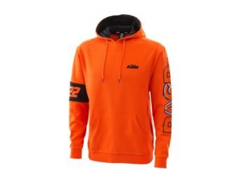 RACR Hoodie Orange