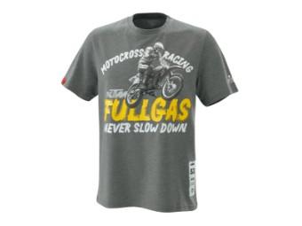 Fullgas Retro KTM T-Shirt