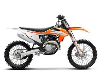 450 SX-F Model Bike