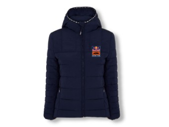 Damen Red Bull KTM Fletch Padded Jacke