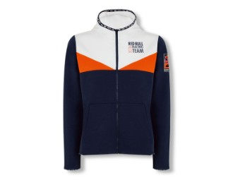 Damen Red Bull KTM Fletch Zip Hoodie
