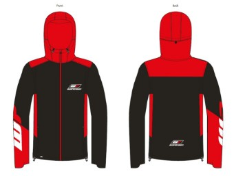 Replica Team Hardshell Jacke