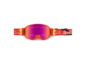 Strive Red Bull Spect Brille Purple Red Mirror