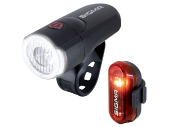 Fahrradbeleuchtung Sigma Aura 30 / Curve
