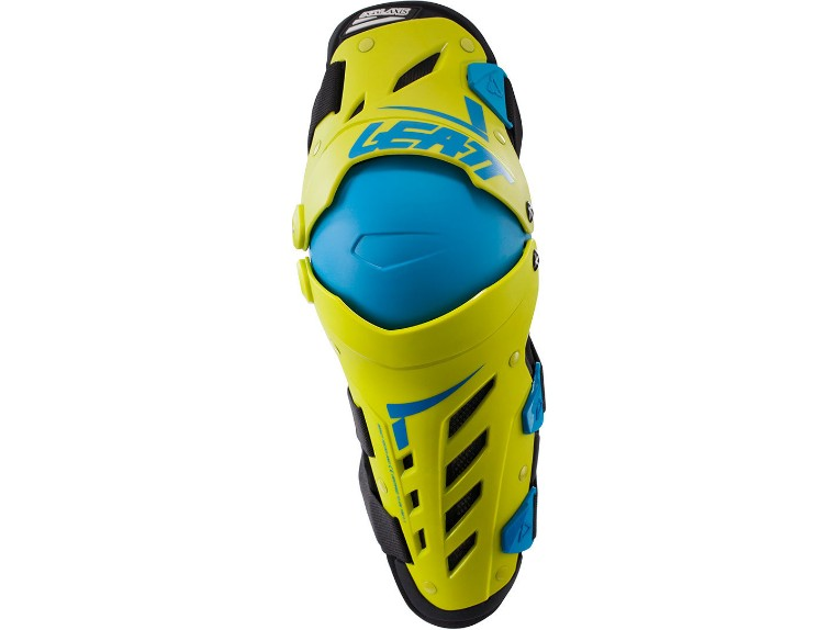 Knee-and-Shin-Guard-Dual-Axis-Lime-Blue