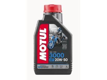 Motoröl 3000 20W-50