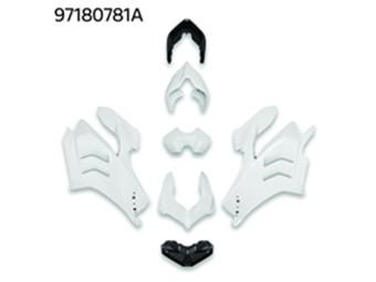Rennstrecken Verkleidung oben Panigale V4/S/Speciale