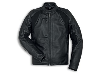 Lederjacke Black Rider