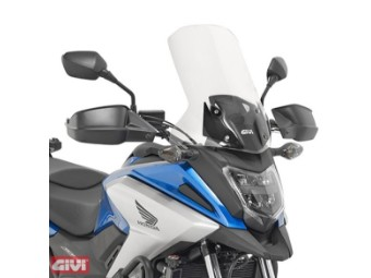 Windschild Givi NC 750X/DX transparent **10,5 cm höher**