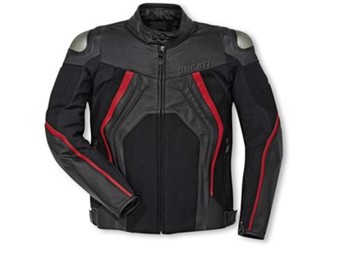 Lederjacke Fighter C1