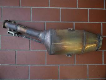 Endschalldämpfer Honda CBR 1000RR Fireblade 06-07 gebraucht