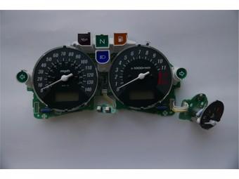 Tachoeinheit Honda CBF 600SA 04-06 **gebraucht** Meilenanzeige