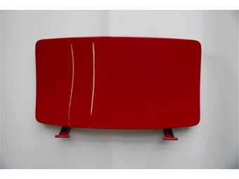 Gepäckklappe Vespa GTS 125/250/300 Rot gebraucht