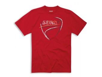 T-Shirt Heartbeat Damen