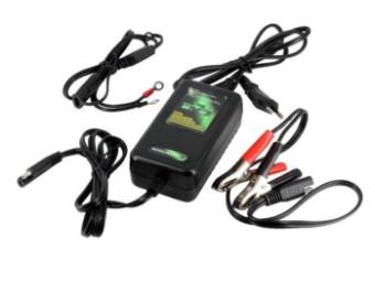 Ladegerät für Lithium-Batterien