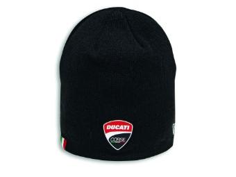 Mütze Corse Total Black