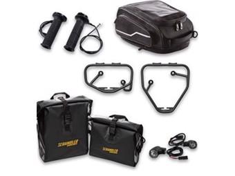 Travelpaket/ Parka Kit Scrambler
