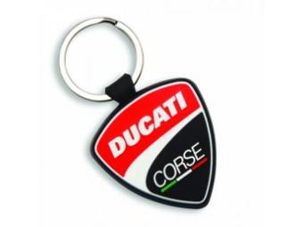 Schlüsselanhänger Corse Shield