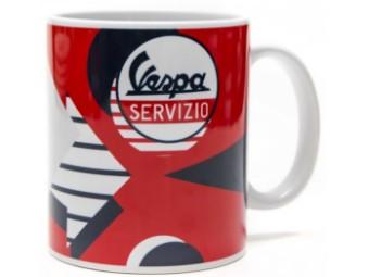 Tasse Vespa Servizio
