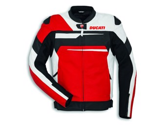 Lederjacke Speed