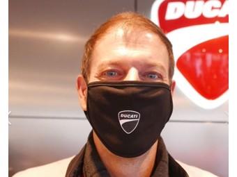 Atemschutz- und Gesichtsmaske Ducati