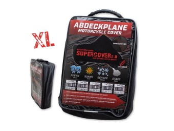 Abdeckplane Supercover 2.0 XL