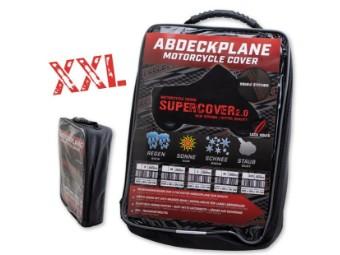 Abdeckplane Supercover 2.0 XXL