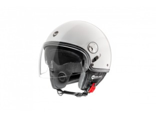 Jet-Helm Helmo Milano Eos pearl white