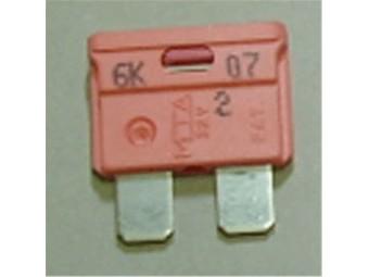 Sicherung 4 Amp. (Flach)