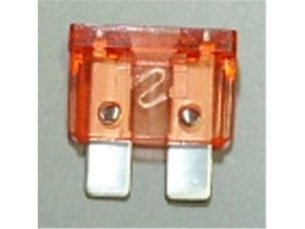 Sicherung 10 Amp. (Flach)