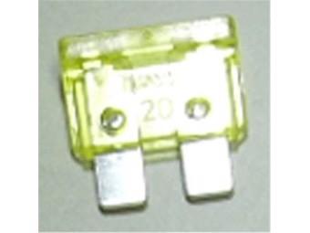 Sicherung 20 Amp. (Flach)