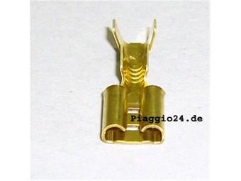 Kabelschuh 6.3mm