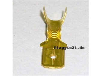 Kabelstecker 6.3mm