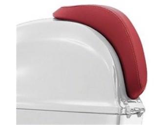 Rückenlehne für TopCase rot Vespa Primavera