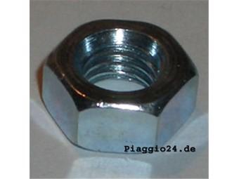 Mutter Polrad M10x1,5mm, für Vespa 50 R 2°/S 2°/Special V5B3