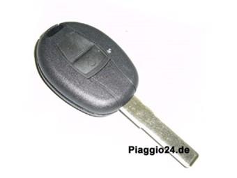 Schlüsselrohling X8/XEVO/MP3 mit Fernbedienung 2 Tasten