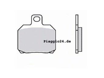 BREMSBELAGSATZ X9 125/250/500