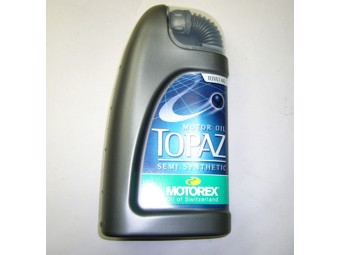 Motoröl TOPAZ 10W40 1 Liter 10W-40 Teilsynthetisch