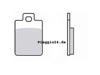 Bremsbelagsatz MCB688
