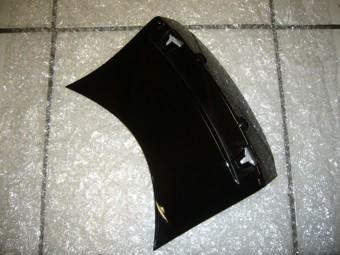 Abdeckung Piaggio XEVO X8 125 250 400 Schwarz Verkleidung