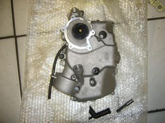 Wasserpumpendeckel Generatordeckel Piaggio X8 XEVO Gehäuse 400