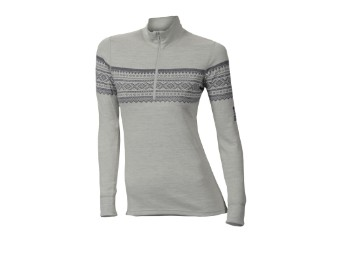 Marius Mock Neck Wzip Women