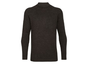 Mens Hillock Funnel Neck Sweater