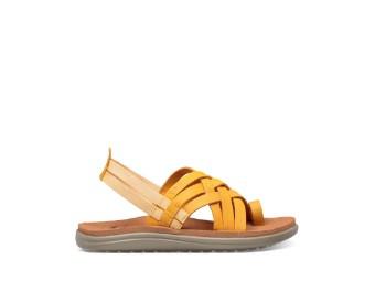 Voya Strappy Leather Sandal Women