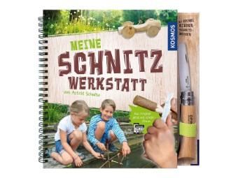 Buch Meine Schnitzwerkstatt