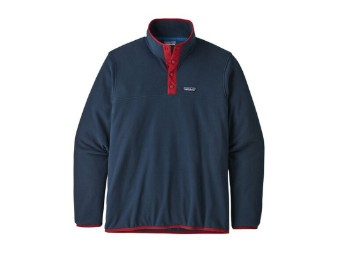 Micro D Snap T Pullover Men