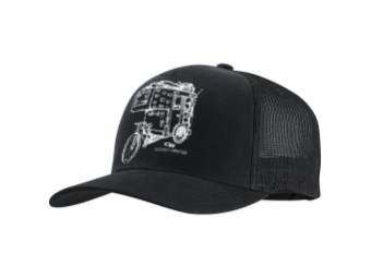 Dirtbag Trukker Cap